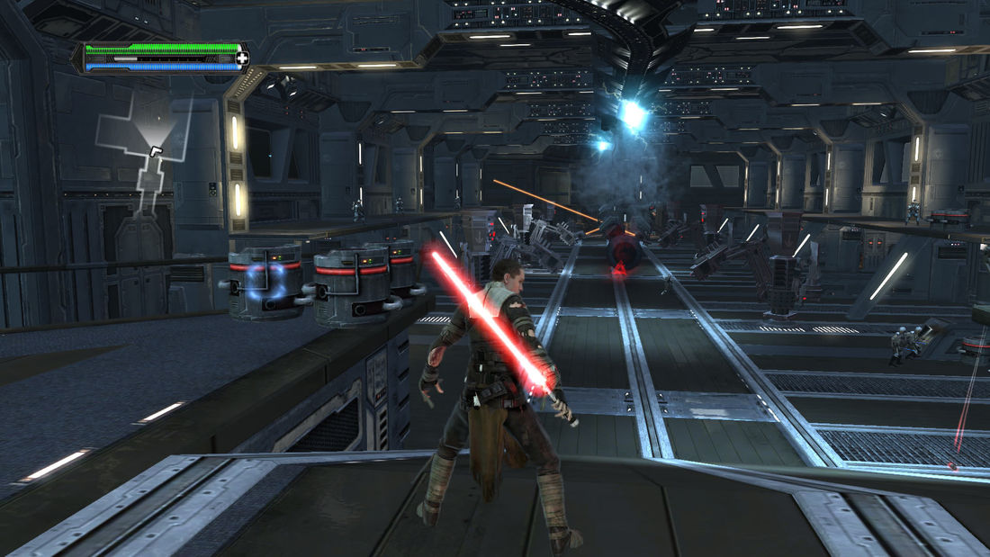 Какие чит коды на Force Unleashed